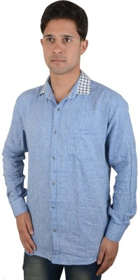 Red Rezz Men's Solid Casual Multicolor Shirt