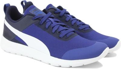Puma Duplex Evo Rush Sneakers For Men(Blue) at flipkart