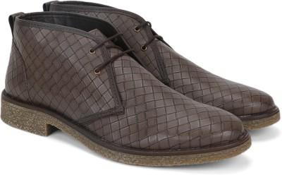 Provogue Boots(Brown) at flipkart