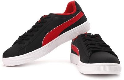 Puma 35558502 Men Black Basket Ii Lowrider Sports Shoes