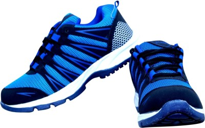The Scarpa Mark Running Shoes For Men Blue, Black The Scarpa Sports Shoes