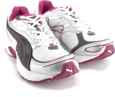49% OFF on Puma Axis Ii Wn S Dp Running Shoes For Women(White) on ... 551ebd68f