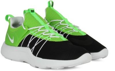 Nike DARWIN Men Sneakers For Men(Black, Green, White) 1