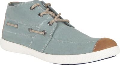 Duke Canvas Shoes For Men(Grey)