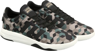 Adidas Neo CLOUDFOAM SWISH Sneakers(Green) at flipkart