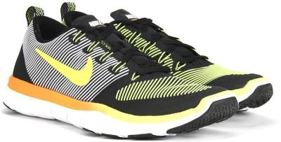 Nike FREE TRAIN Training Shoes For Men(Black) 1