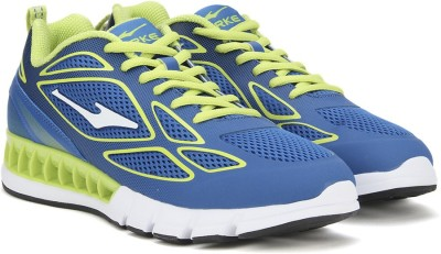 Erke Running Shoes(Blue, Green) at flipkart