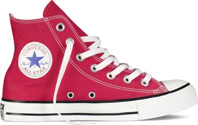b515ed2170a3 15% OFF on Converse Sneakers For Men(Red) on Flipkart
