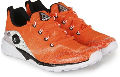 6e51481e96b0 40% OFF on Reebok ZPUMP FUSION 2.0 SPDR Running Shoes For Women(Orange) on  Flipkart