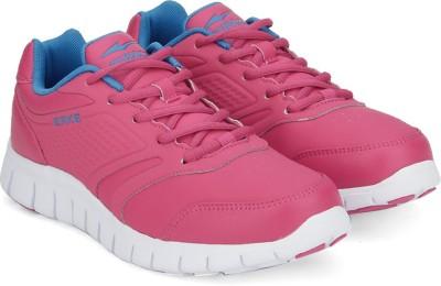 Erke Training & Gym Shoes For Women(Pink) at flipkart