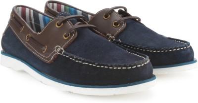Polo Assn Men Boat Shoes For Men(Navy