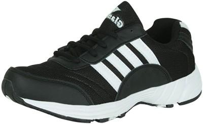 Glamour Hiking & Trekking Shoes For Men(Black)