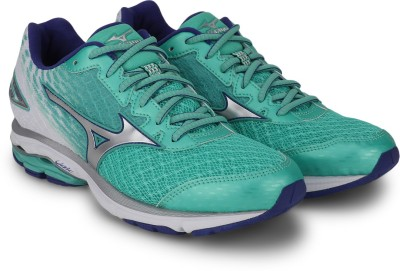 Mizuno WAVE RIDER 19 (W) Running Shoes at flipkart