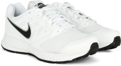 Nike DOWNSHIFTER 6 MSL Running Shoes For Men(Silver, White, Black) 1