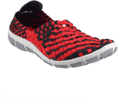 Metro Active Casual Shoes(Red)