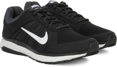 Nike DART 12 MSL Men Running Shoes For Men(Black, Grey, White) 1