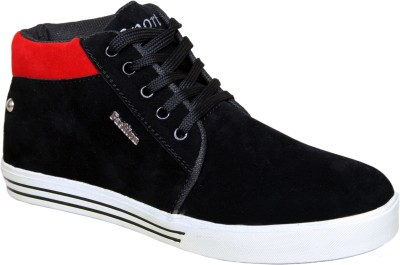 Sukun BFL_009_BKRD Casual Shoes For Men(Black, Red)  available at flipkart for Rs.999