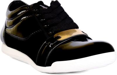 Sam Stefy Canvas Shoes For Women(Black) at flipkart