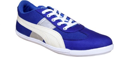 Sukun PP_783_BLW Casual Shoes For Men(Blue, White)  available at flipkart for Rs.399