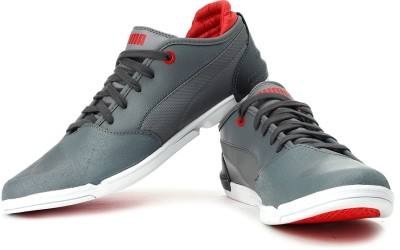 huge discount 67ff2 3af47 ... clearance puma 30422603 men grey xelerate low ducati shoes price in  india abd26 9ead3