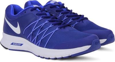 Nike AIR RELENTLESS 6 MSL Running Shoes ( Black White )