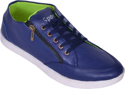 Sukun SRT_201_BLU Casual Shoes For Men(Blue)  available at flipkart for Rs.999