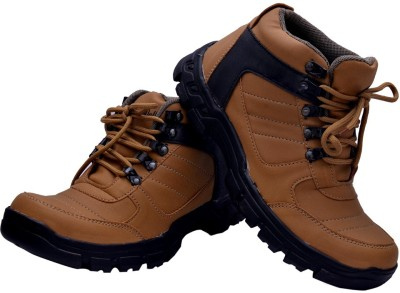 Prolific Royal Walk Boots For Men(Tan)