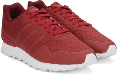 Adidas Neo 10K CASUAL Sneakers(Red) at flipkart