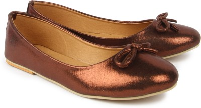 Finesse Flat Bellies For Women(Brown)