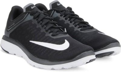 Nike FS LITE RUN Running Shoes For Men(Black) 1