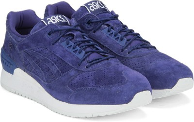 Asics TIGER GEL-RESPECTOR Sneakers(Blue) at flipkart