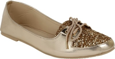 Authentic Vogue Loafers For Women(Gold)