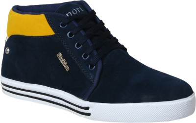 Sukun BFL_009_BLUYLW Casual Shoes For Men(Blue, Yellow)  available at flipkart for Rs.999