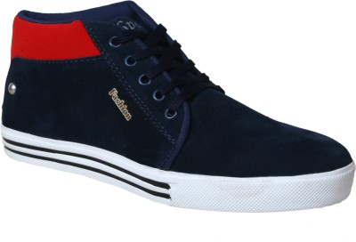 Sukun BFL_009_BLURD Casual Shoes For Men(Blue, Red)  available at flipkart for Rs.999