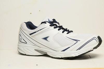 f4e53b96221483 23% OFF on Power by Bata Men Running Shoes For Men(White) on Flipkart