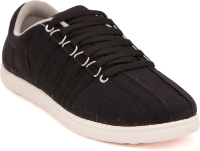 Asian Shoes RU162 Casual Shoes(Black)