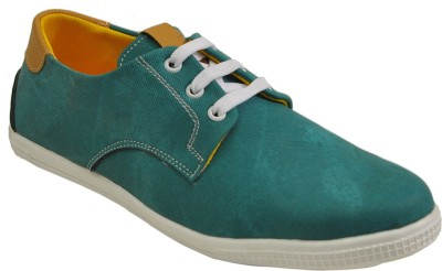 Adjoin Steps Durby-01 Casual Shoe(Green)