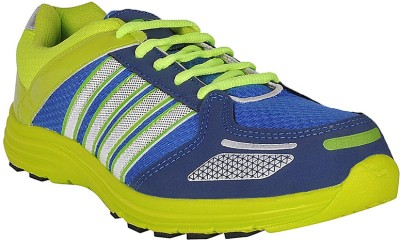 Yepme Walking Shoes For Men(Blue, Green)  available at flipkart for Rs.899