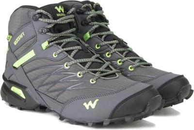 35% OFF on Wildcraft Hiking   Trekking Shoes For Men(Grey) on Flipkart  479db8f8f