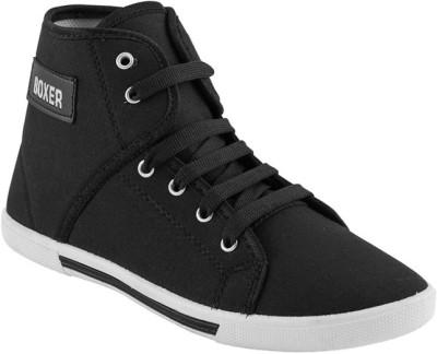 SCATCHITE bxr_Black Casuals For Men Black SCATCHITE Casual Shoes