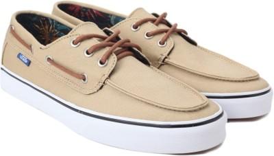 vans chauffeur sf boat shoes