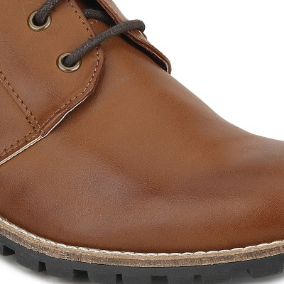Knotty Derby Diggory Lace Up Shoes For Men(Tan)
