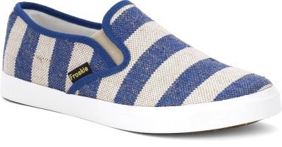 Froskie Loafers For Men(Blue) at flipkart