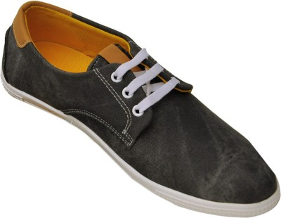 Adjoin Steps Durby-01 Casual Shoe(Grey)