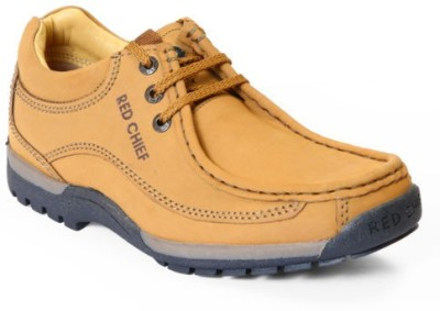 Red Chief Casuals For Men(Beige) at flipkart