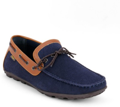 Froskie Boat Shoes For Men(Navy)