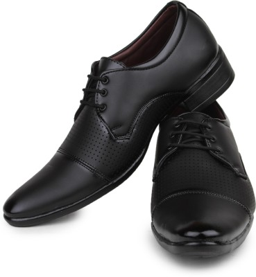 Do Bhai Lace Up Shoes For Men(Black) Flipkart