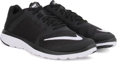 Nike FS LITE RUN 3 Running Shoes For Men(Black, White) 1