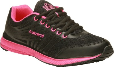 Admiral Aztrix Running Shoes For Women(Black) at flipkart