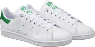 Adidas Originals STAN SMITH Sneakers(White) at flipkart